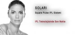 SOLARI SQUARE PULSE IPL SİSTEMİ